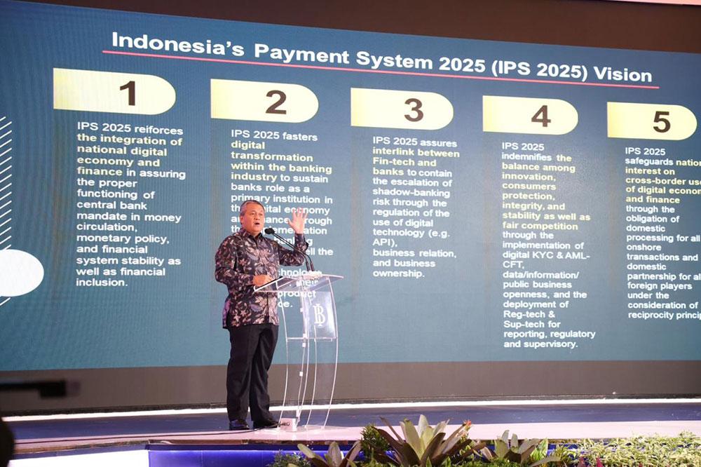 BANK INDONESIA PAPARKAN 5 VISI SISTEM PEMBAYARAN INDONESIA 2025, QRIS, Daftar QRIS